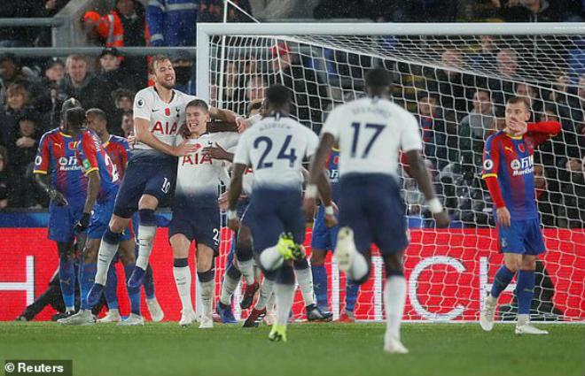 """Crystal Palace - Tottenham: Người hùng lạ mặt định đoạt """"thủy chiến"""" - 1"""