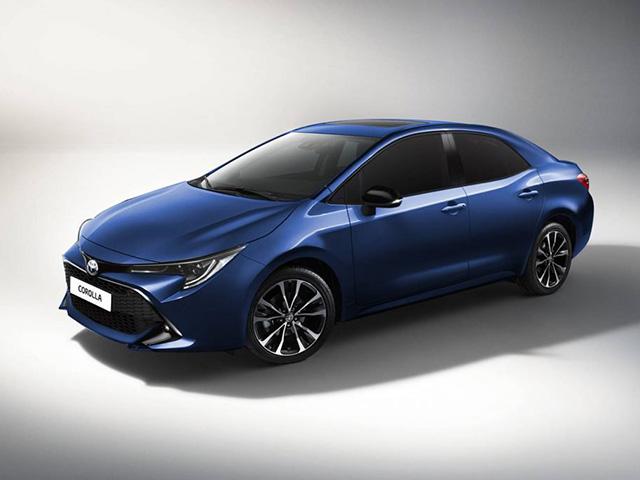 Toyota xác nhận ra mắt Corolla hoàn toàn mới