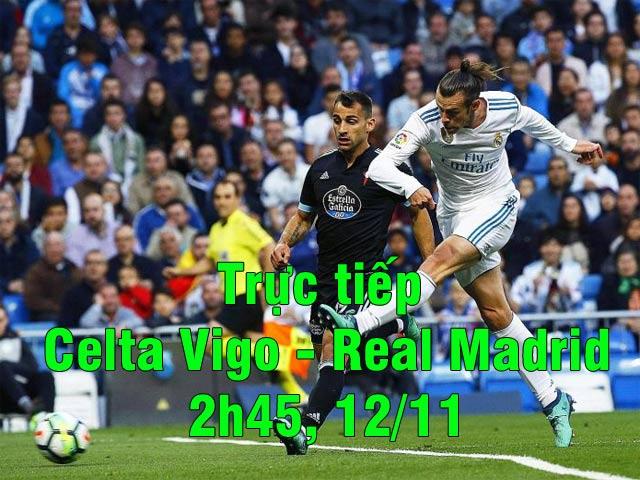 Chi tiết Celta Vigo - Real Madrid: Ba phút bù giờ, hai bàn thắng (KT)