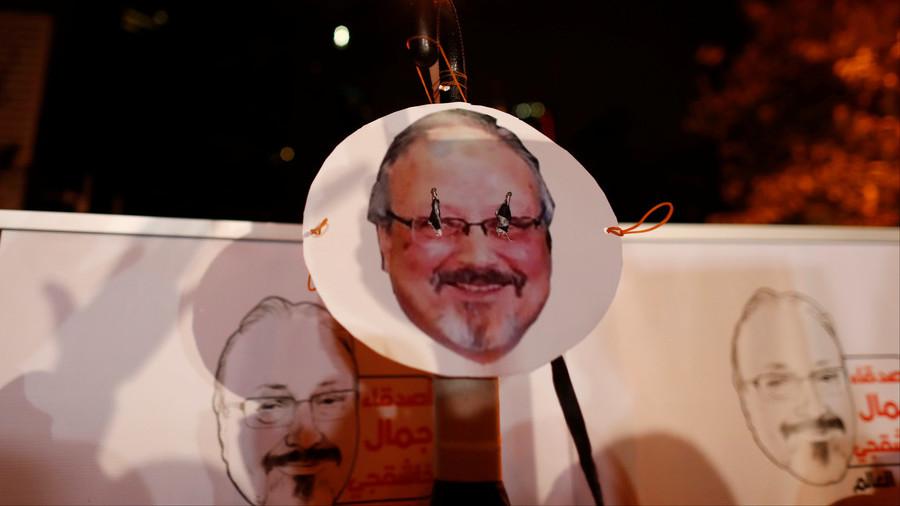Hé lộ lời nói cuối cùng khi đang ngộp thở của nhà báo Khashoggi - 1