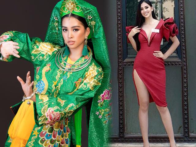 Tiểu Vy nhảy đồng ở Hoa hậu Thế giới, dự đoán lọt Top 10