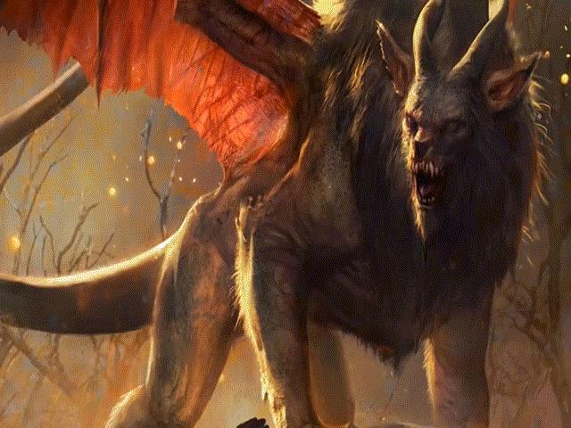 Truyền thuyết về con quái vật ăn thịt người bậc nhất Trung Đông