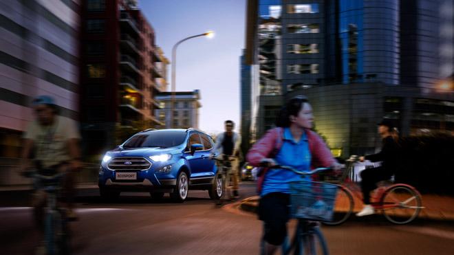 Ford ra mắt trải nghiệm thực tế ảo cho người tham gia giao thông - 1