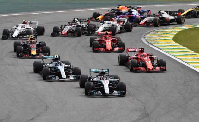 """Đua xe F1, Brazilian GP 2018: Bộ sưu tập của """"nhà vua"""" - 1"""