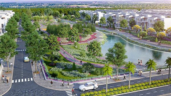 Hưởng lợi từ làn sóng đầu tư công nghiệp, đất nền Phố Nối Hưng Yên hút giới đầu tư địa ốc - 1