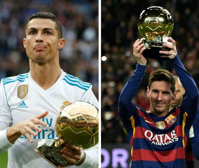 Lộ kết quả top 3 QBV 2018: Cú sốc Ronaldo - Messi & 2 ngôi sao bất ngờ - 1