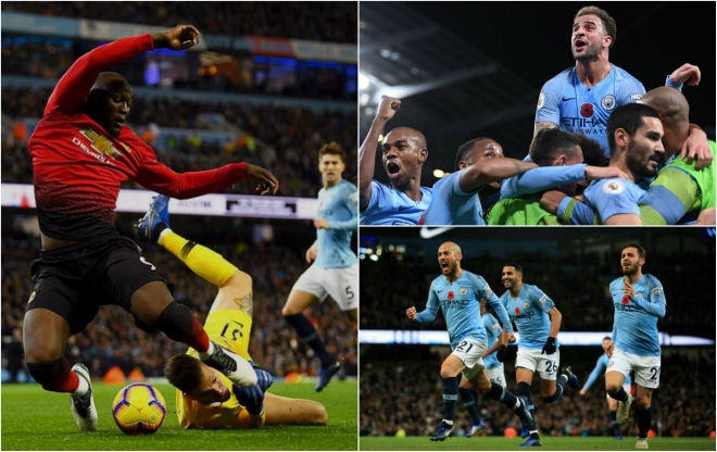 MU thua Man City: Mourinho giữa tâm bão, huyền thoại khuyên học Arsenal - 1