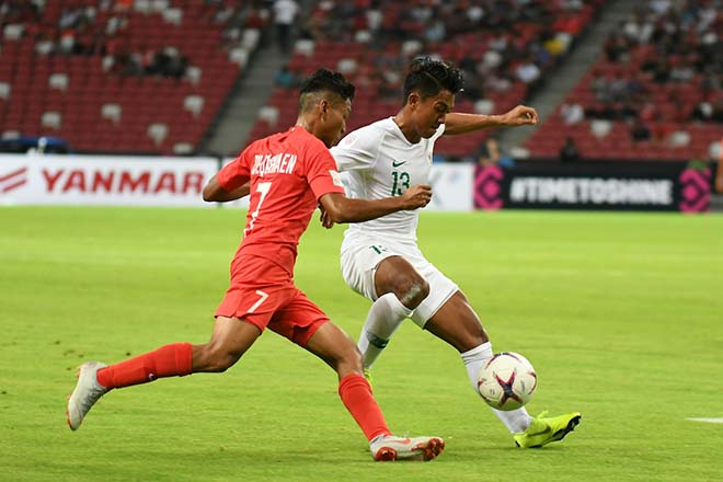 """Myanmar - Campuchia: Hiệu ứng """"Ronaldo"""" mở đầu cuộc ngược dòng (AFF Cup 2018) - 1"""