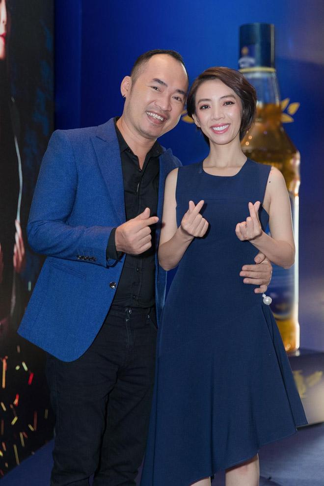"""Đấu khẩu với chồng, Thu Trang tuyên bố: """"Đó là cách chúng tôi thể hiện tình cảm - 1"""
