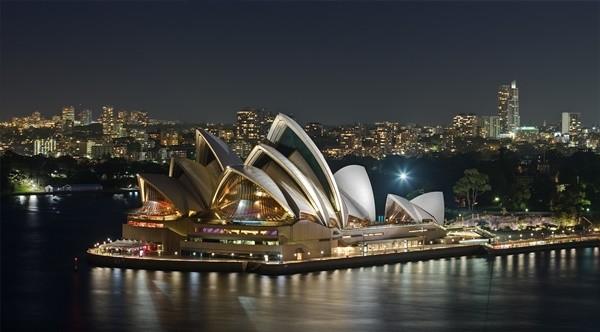 10 công trình nổi tiếng nhất thế giới, bất kỳ du khách nào cũng muốn check in - 1