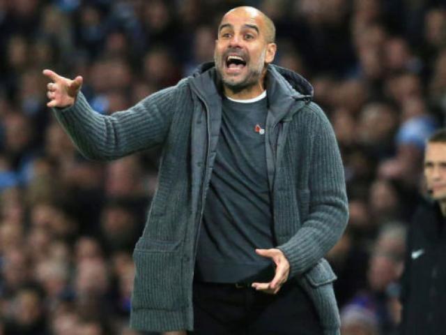 Vùi dập MU, Pep Guardiola vẫn khiến Man City khốn khổ vì vạ miệng