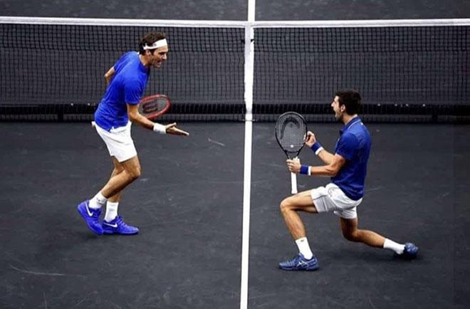 ATP Finals 2018: Federer – Djokovic là kinh điển của nghệ thuật - 1