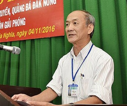 Deputy Prime Minister of the Dak Nong State Party Committee - 1
