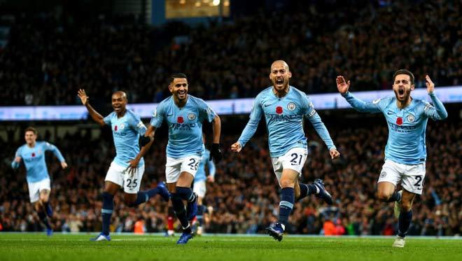 Man City sức mạnh vũ bão: Đủ sức vô địch bất bại như Arsenal - 1