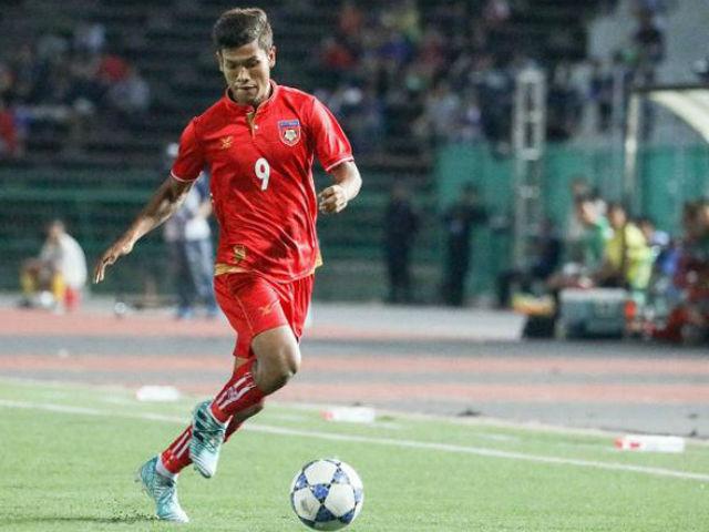 Myanmar giấu kỹ 'đại pháo' cho trận quyết đấu tuyển Việt Nam - 1