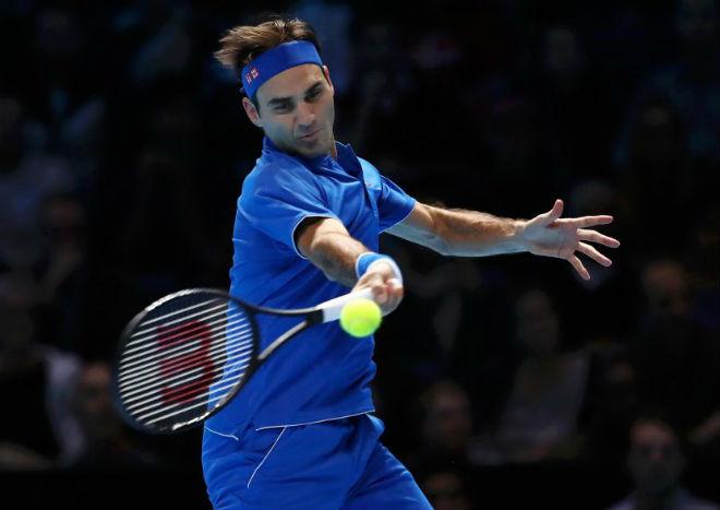ATP Finals ngày 3: Federer đấu Thiem chung kết ngược - 1