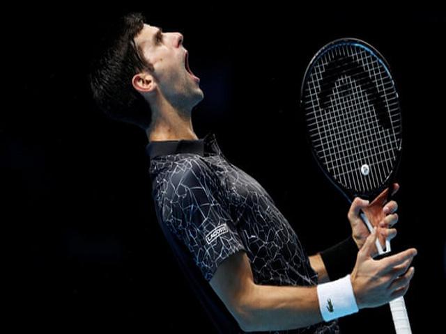 Djokovic - Isner: Sức mạnh tuyệt đỉnh, tốc hành 74 phút
