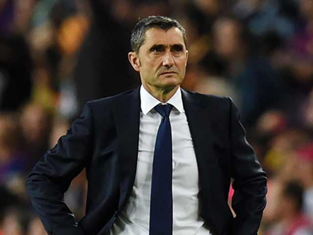 Barca thua sốc: Định đoạt số phận HLV Valverde, người kế vị lộ diện