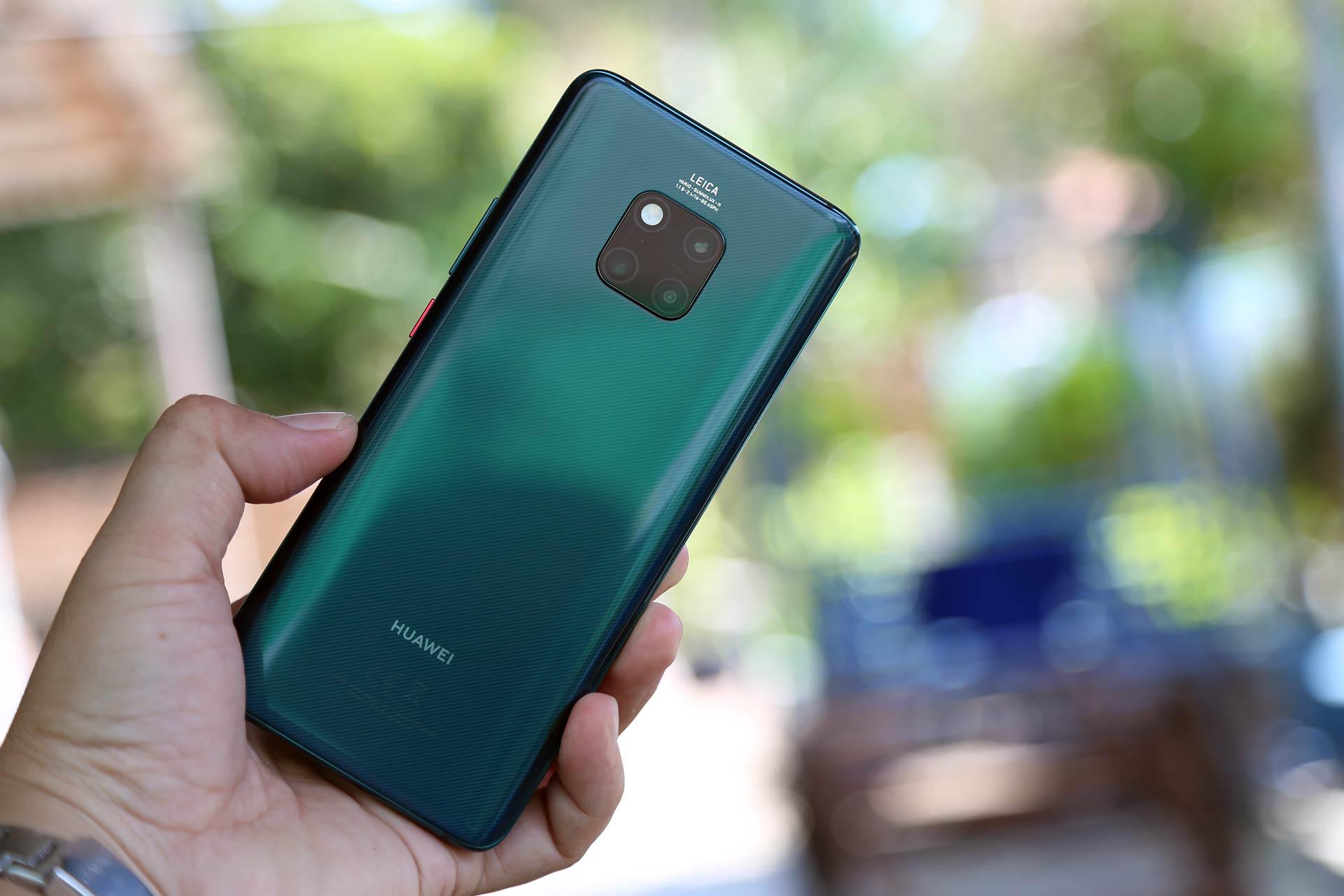 Huawei Mate 20 Pro chụp ảnh quá đỉnh, nhìn là thích ngay - 9