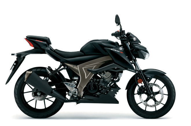 2019 Suzuki GSX-S125 ra mắt, nhiều trang bị hấp dẫn - 1