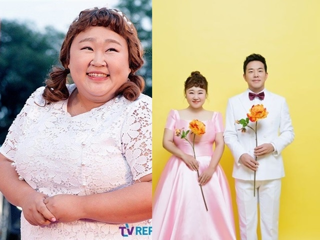 Korean comedians reduced 30kg to add 70 million in wedding invitations