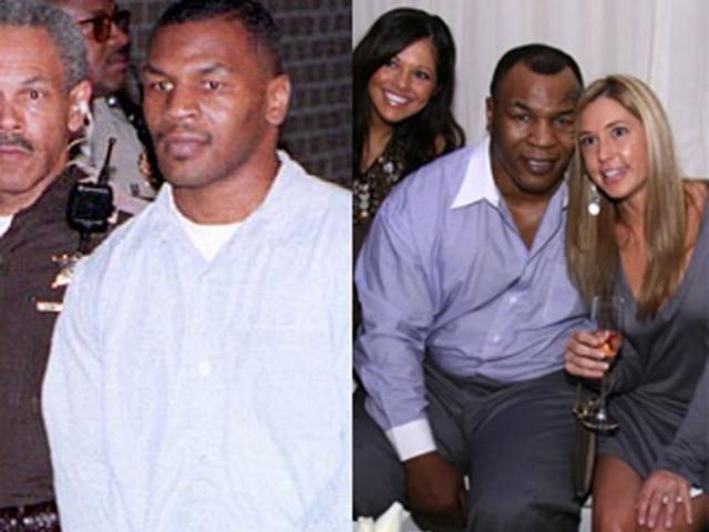 """Vỡ lở chuyện Mike Tyson: Ở tù vẫn """"vui vẻ"""" với người đẹp"""