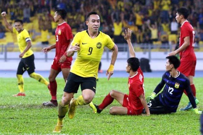 SAO Malaysia 2 trận 3 bàn AFF Cup: Hung thần với ĐT Việt Nam - 1