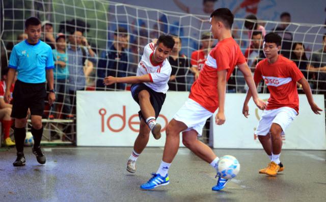 Tin HOT bóng đá tối 10/11: Kim Thành Phát vô địch bóng đá đường phố - 1
