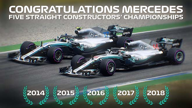 """Đua xe F1: Cú bàn tay nhỏ tuyệt đỉnh cho """"Mũi tên bạc"""" - 1"""