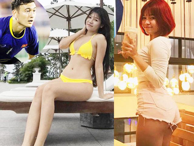 Người yêu Lâm Tây, Quang Hải: Ai mới là nàng WAG đẹp nhất?