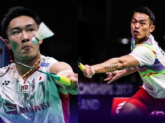 Kinh điển cầu lông: Lin Dan 74 phút so tài Momota, tận cùng đắng cay
