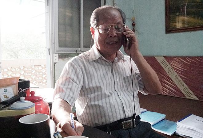 """PGS Bùi Hiền: """"Người ta đưa tôi vào quan tài, làm cáo phó đến 6 lần rồi"""" - 1"""