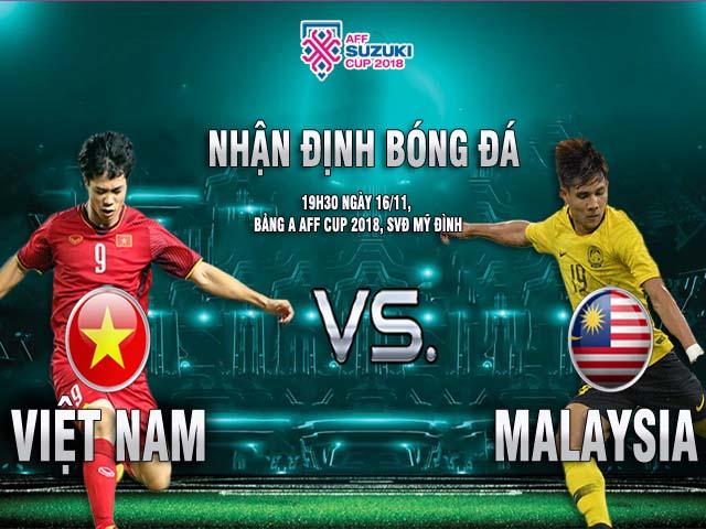 Vietnam - Malaysia: Talph Talough Talaha 3 goals / 2 matches (AFF Cup 2018)