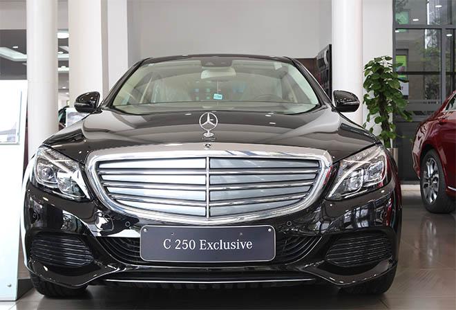 Bảng giá xe Mercedes 2018 cập nhật mới nhất, Mer C200 chỉ từ 1489 tỷ đồng - 1