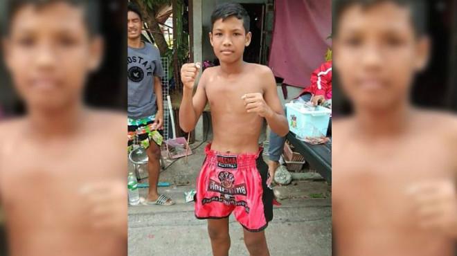 Võ sĩ Muay Thái 13 tuổi chết bàng hoàng: Vì tranh giành 1,4 triệu đồng - 1