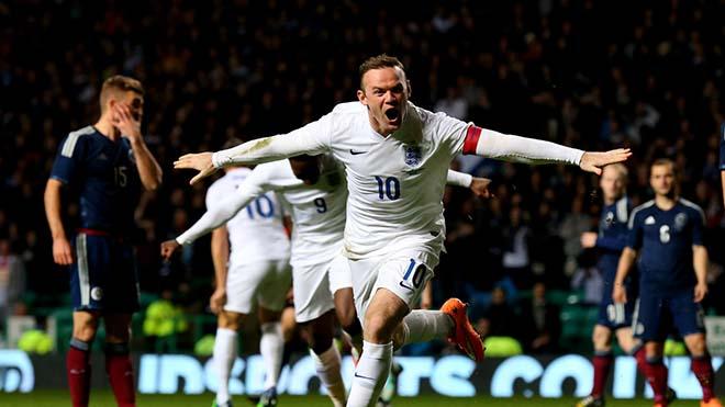 Anh - Mỹ: Cột mốc 120 & lời từ biệt ý nghĩa cho Rooney - 1