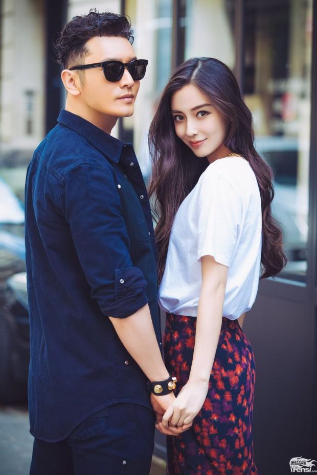 Huỳnh Hiểu Minh, AngelaBaby ly hôn sau scandal ngoại tình và bê bối tài chính? - 1