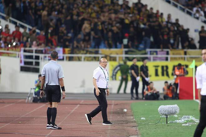 HLV Park Hang Seo: Xuân Trường & Quang Hải là cặp tiền vệ hoàn hảo - 1