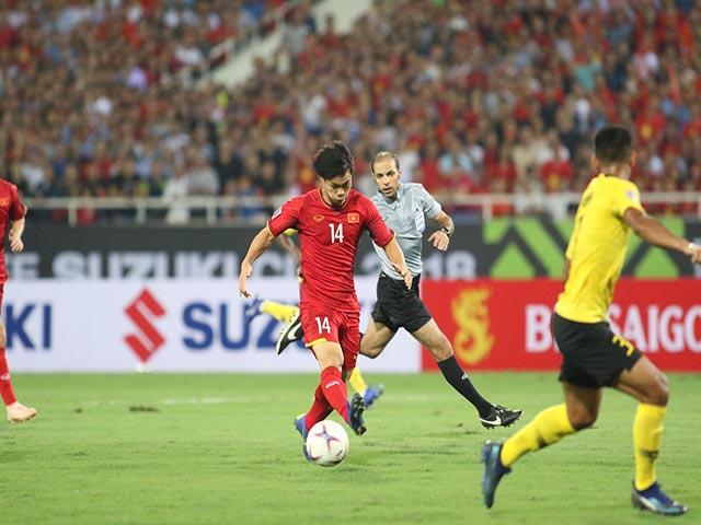 Xuất sắc thắng Malaysia, ĐT Việt Nam đang đứng thứ mấy bảng A?