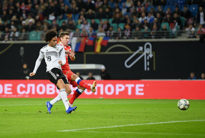 Đức - Nga: Công phá dữ dội tạo mưa bàn thắng - 1