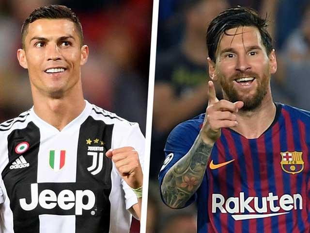 Top SAO xưng hùng châu Âu: Messi số 1, bất ngờ Ronaldo