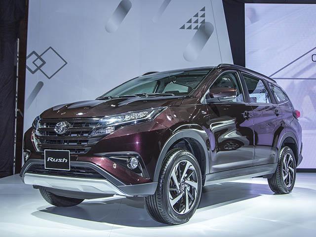 Toyota Vios và Toyota Rush đã đạt chứng nhận an toàn 5 sao ASEAN NCAP