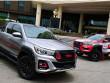 Toyota Hilux cực ngầu với gói phụ kiện TRD Black Rally