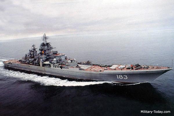 Tuần dương hạm mạnh nhất thế giới phóng tên lửa luồn dưới nước chui lên - 1