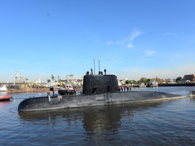 Tìm thấy tàu ngầm Argentina chở 44 thủy thủ sau một năm mất tích