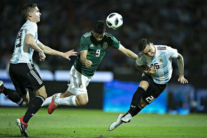 Argentina - Mexico: Người hùng bất ngờ, phản lưới nhà khó đỡ - 1