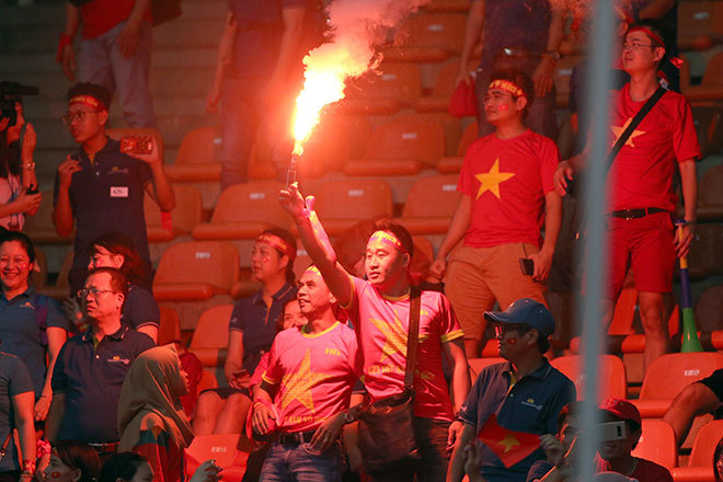 Threat Vietnam Tel kicked the plan neutral because of flares, says VFF? - 1
