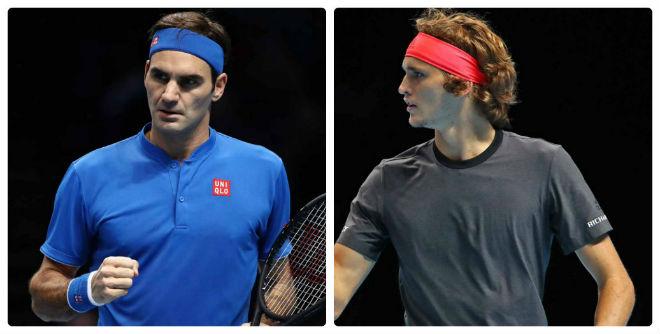 Federer - Zverev: Rệu rã gục ngã ở loạt tie-break - 1