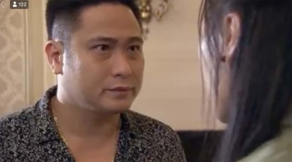 Quỳnh búp bê tập 27: Vũ và Quỳnh đối đầu giành giật con trai ngày một gay cấn - 1