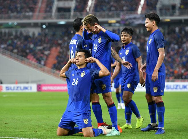 Việt Nam so kè Thái Lan AFF Cup: Phòng ngự số 1 đấu hàng công đỉnh nhất - 1